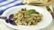 Фото рецепта Жареные кабачки в сметане