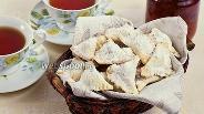 Фото рецепта Печенье «Гусиные лапки»