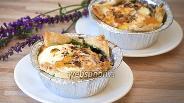 Фото рецепта Яичница в тесте с сыром