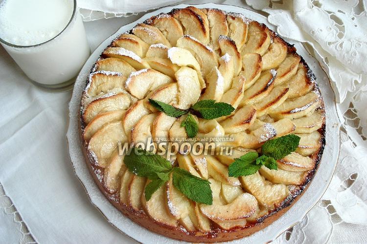 Фото Английский яблочный пирог