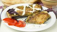 Фото рецепта Фаршированные баклажаны