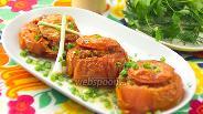 Фото рецепта Фаршированные томаты