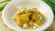 Фото рецепта Курица-карри в сливочном соусе