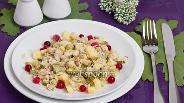 Фото рецепта Диетический салат с тунцом
