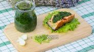 Фото рецепта Соус из кинзы