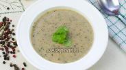 Фото рецепта Хлебно-чесночный суп