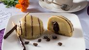 Фото рецепта Панакота кофейная