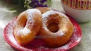 Фото рецепта Пончики классические