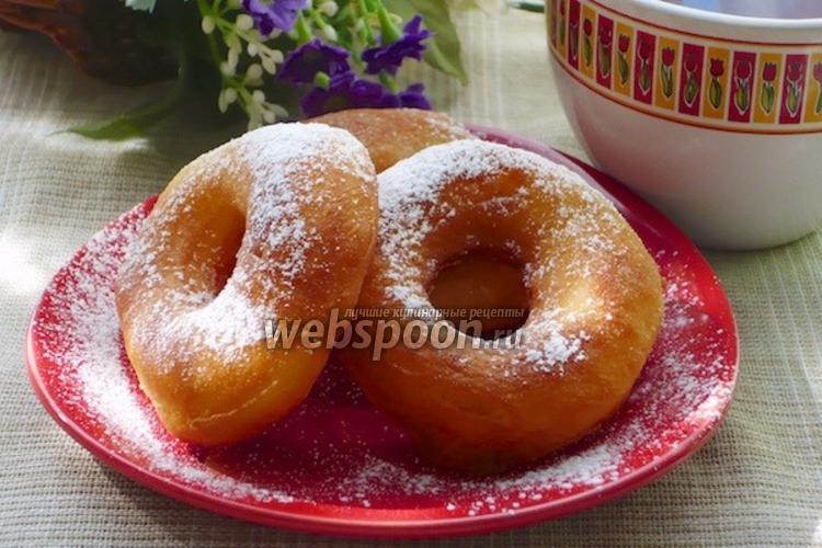 Фото Пончики классические