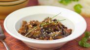 Фото рецепта Баклажаны в томатном соусе