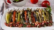 Фото рецепта Болгарский перец запеченный в духовке