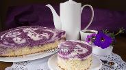 Фото рецепта Черничный торт