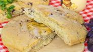 Фото рецепта Фугас с дикими маслинами