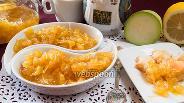 Фото рецепта Варенье из кабачков с лимоном