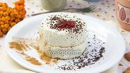 Фото рецепта Ванильно-лимонный десерт
