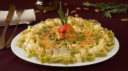 Фото рецепта Паста с соусом из розмарина
