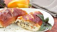 Фото рецепта Куриные грудки с начинкой из рикотты и базилика