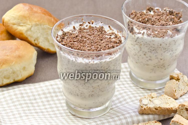 Фото Сливочно-шоколадный десерт