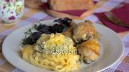 Фото рецепта Феттучини с курицей