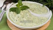 Фото рецепта Зелёный творог
