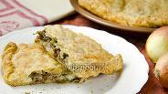 Фото рецепта Греческий пирог с мясом
