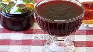 Фото рецепта Повидло из яблок и ежевики