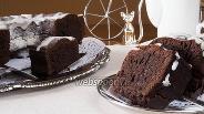 Фото рецепта Шоколадный кекс с корицей