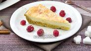 Фото рецепта Немецкий творожный пирог