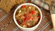 Фото рецепта Икра из запечённых овощей