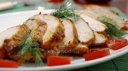 Фото рецепта Пасторма из куриной грудки