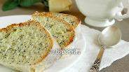 Фото рецепта Лимонный кекс с маком