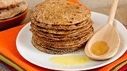 Фото рецепта Чапати из ржаной муки