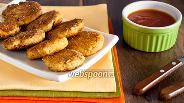 Фото рецепта Котлеты с капустой и томатным соусом