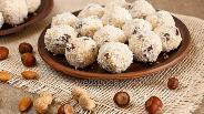 Фото рецепта Молочно-ореховые шары