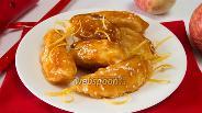 Фото рецепта Яблоки в карамели