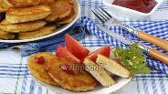 Фото рецепта Картофельно-куриные оладьи