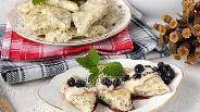 Фото рецепта Ленивые вареники с маком