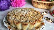 Фото рецепта Пшенник с курагой и орехами