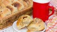 Фото рецепта Када — сладкие грузинские пирожки