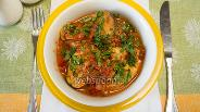Фото рецепта Рыба по-ливийски