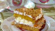 Фото рецепта Американский торт