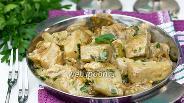 Фото рецепта Баклажаны как грибы