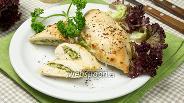 Фото рецепта Фаршированные куриные грудки по-итальянски