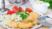Фото рецепта Картофельные ньоккетти с паприкой и мускатным орехом