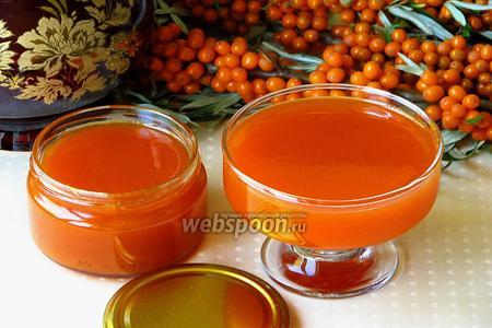 Янтарное пюре «Кладовая витаминов»