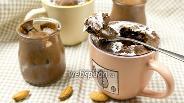 Фото рецепта Шоколадный мусс и суфле в одном рецепте