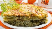 Фото рецепта Запеканка из брокколи с сыром