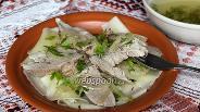 Фото рецепта Бешбармак из свинины