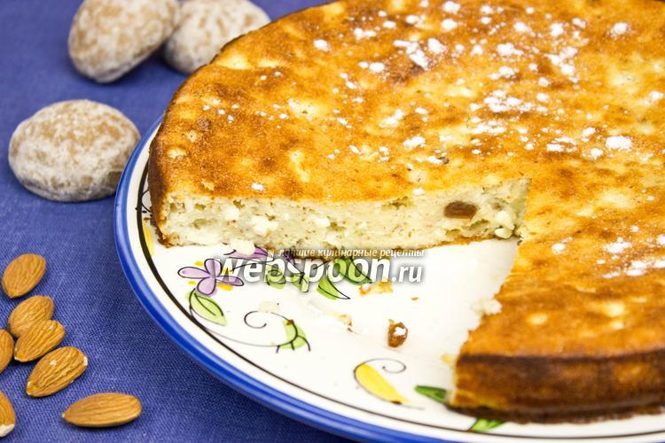 Фото Австрийский творожный пирог