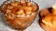 Фото рецепта Варенье из яблок с корицей в хлебопечке